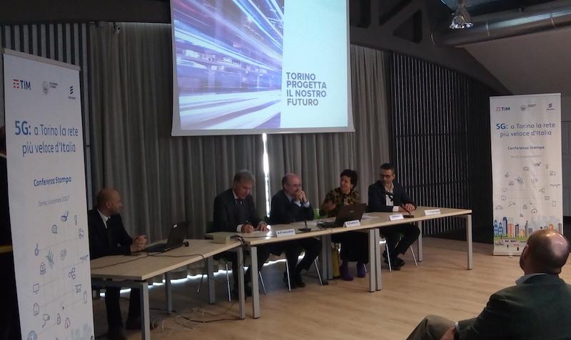 Speciale infrastrutture: Torino, Tim accende la prima antenna 5G a onde millimetriche
