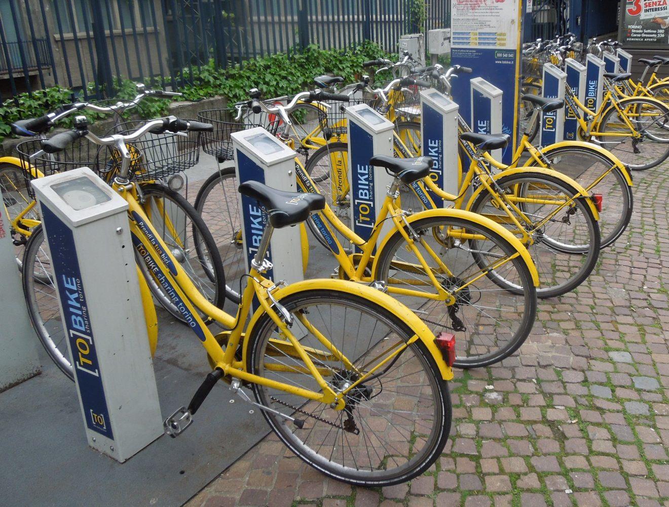 Mobilità condivisa: continua la crescita dei servizi sharing nelle città italiane
