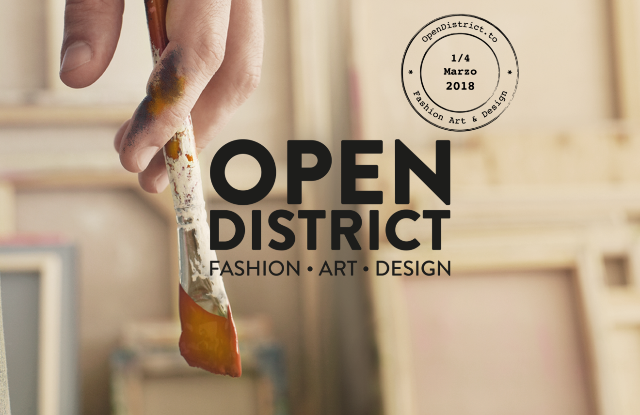 Open District To Fashion Art & Design: la torino dei creativi invade la città