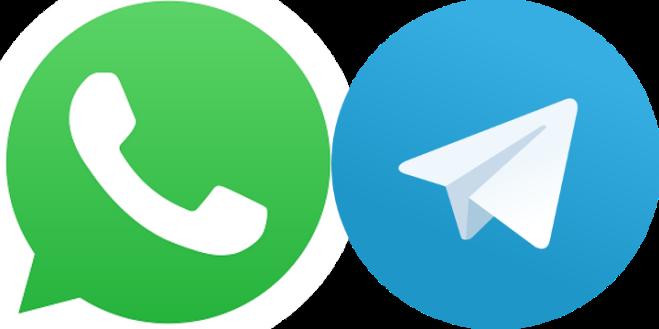 Telegram e Whatsapp puntano sulla cripotvaluta e sulle transazioni di denaro via chat