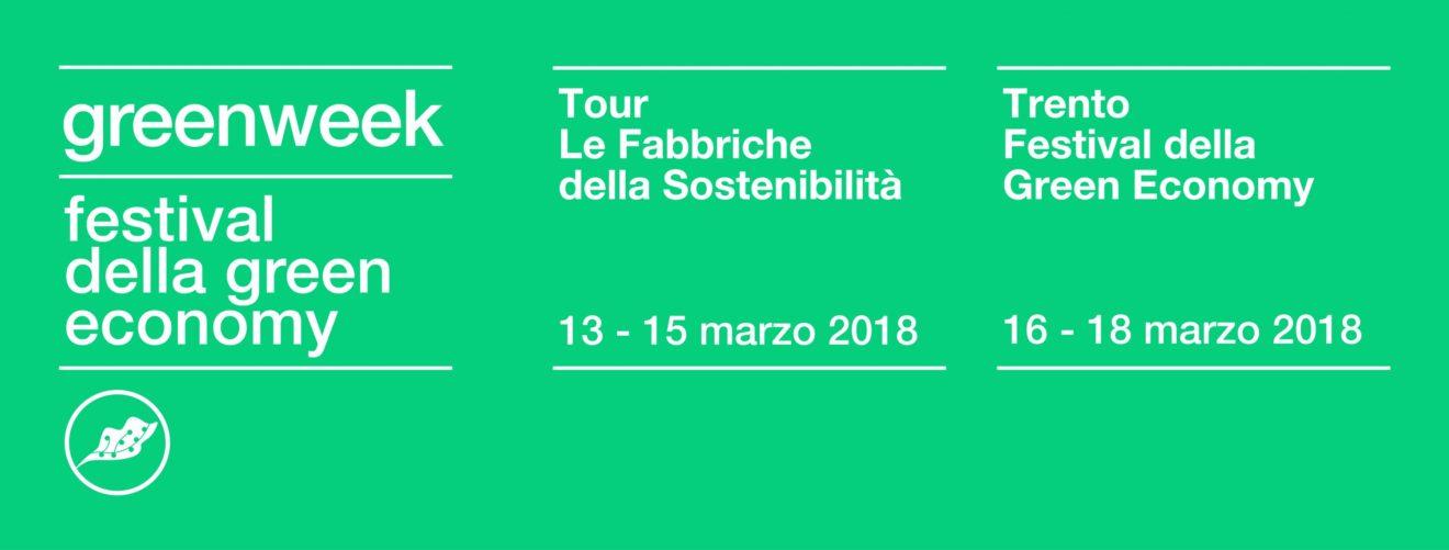 A Trento dal 13 al 18 marzo la Green Week dedicata ai grandi temi della green economy.