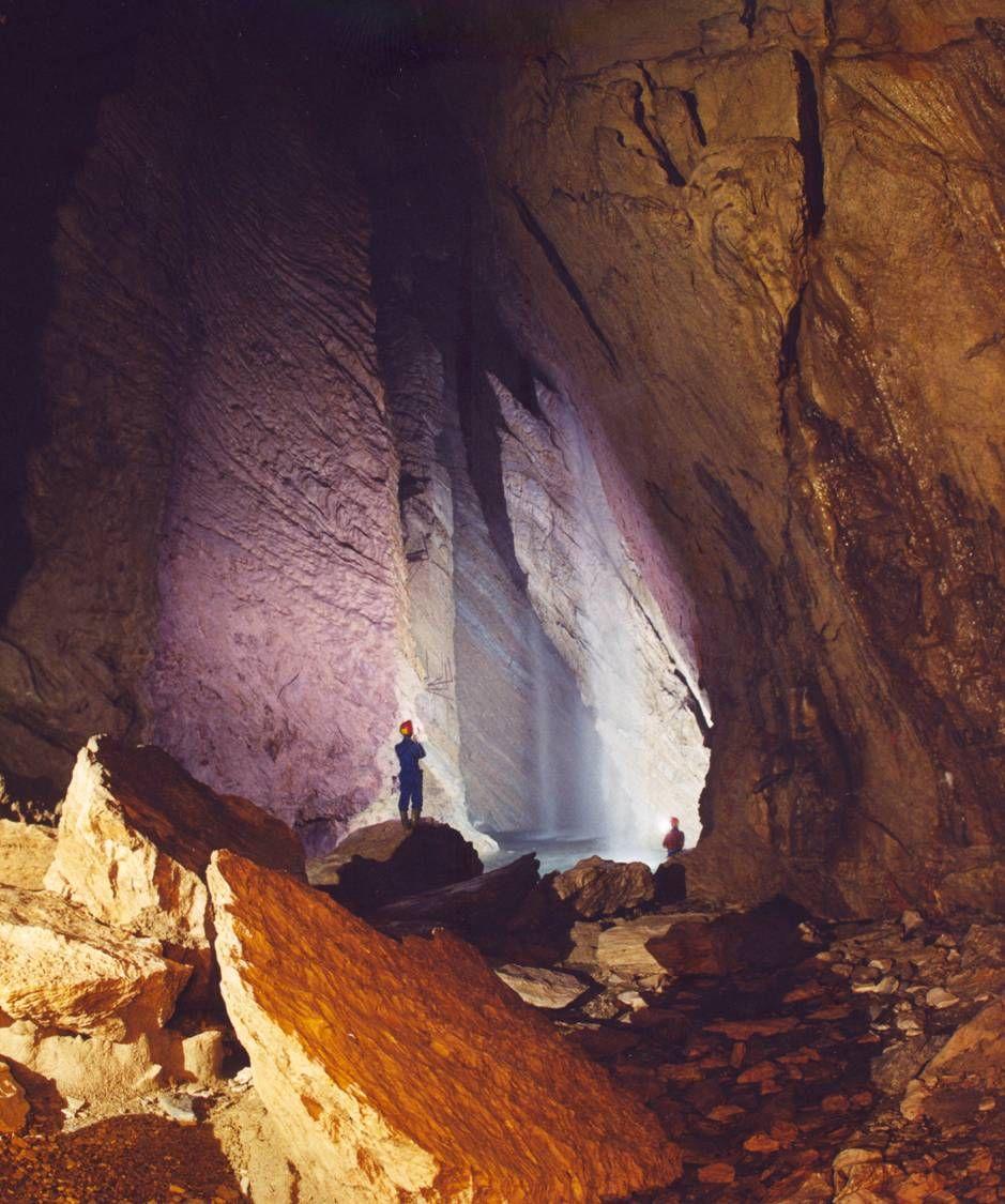 Le grotte come archivio di dati sui cambiamenti climatici