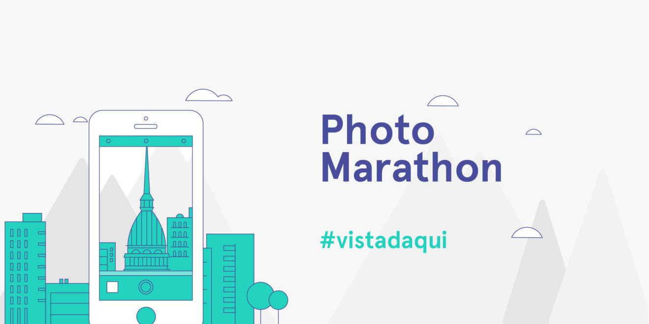 Il 14 Aprile laPhoto Marathon #vistadaquifra i luoghi dell'innovazione torinese