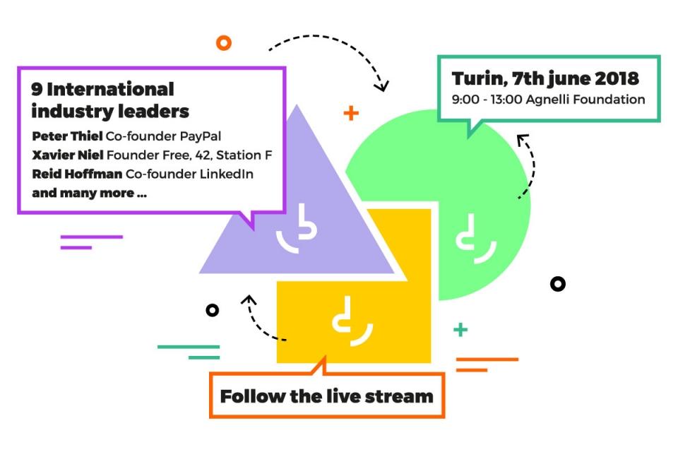 Il 7 giugno per SEI Torino Forum i massimi esponenti del panorama mondiale della tecnologia
