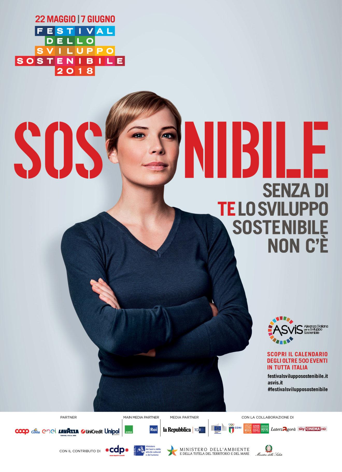 Al via la seconda edizione del Festival italiano dello Sviluppo Sostenibile