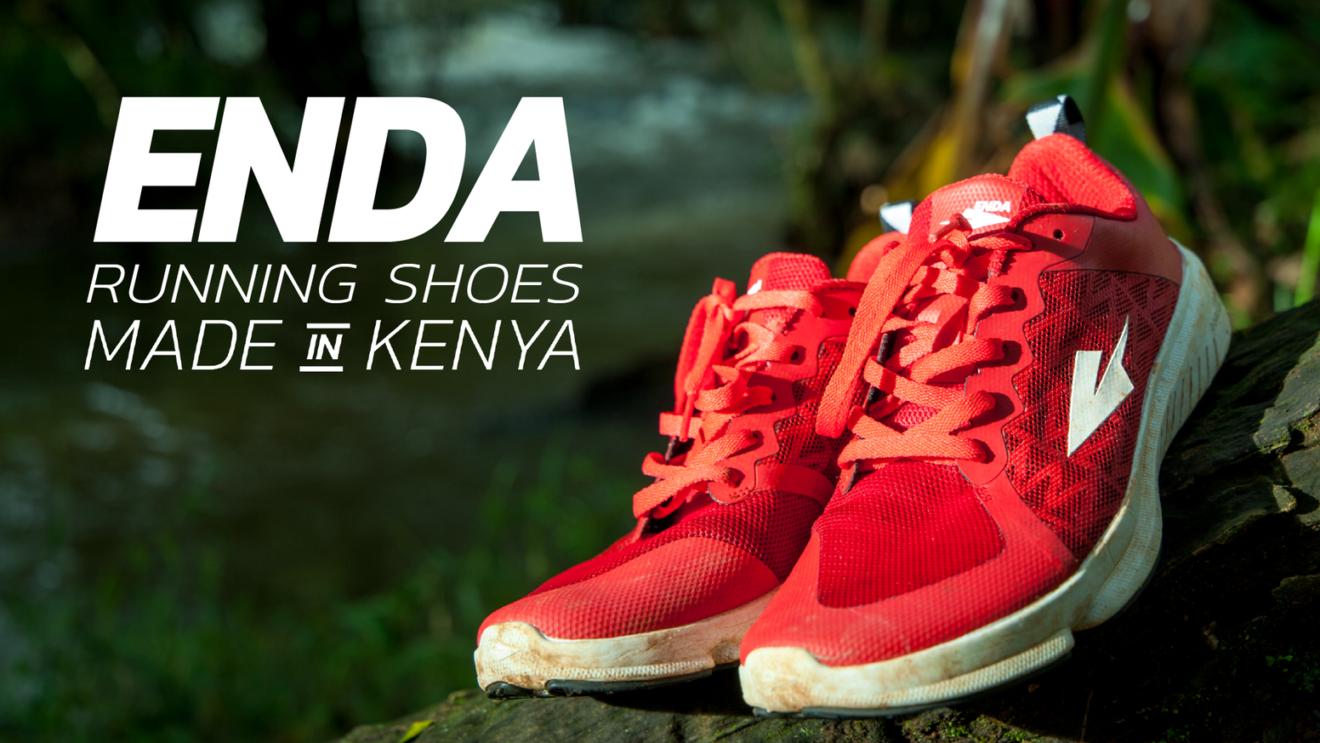 Enda, le scarpe prodotte nel Paese dei campioni.