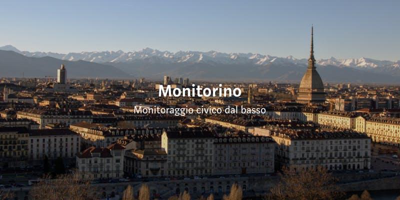 Monitorino un laboratorio di monitoraggio civico dal basso a Torino