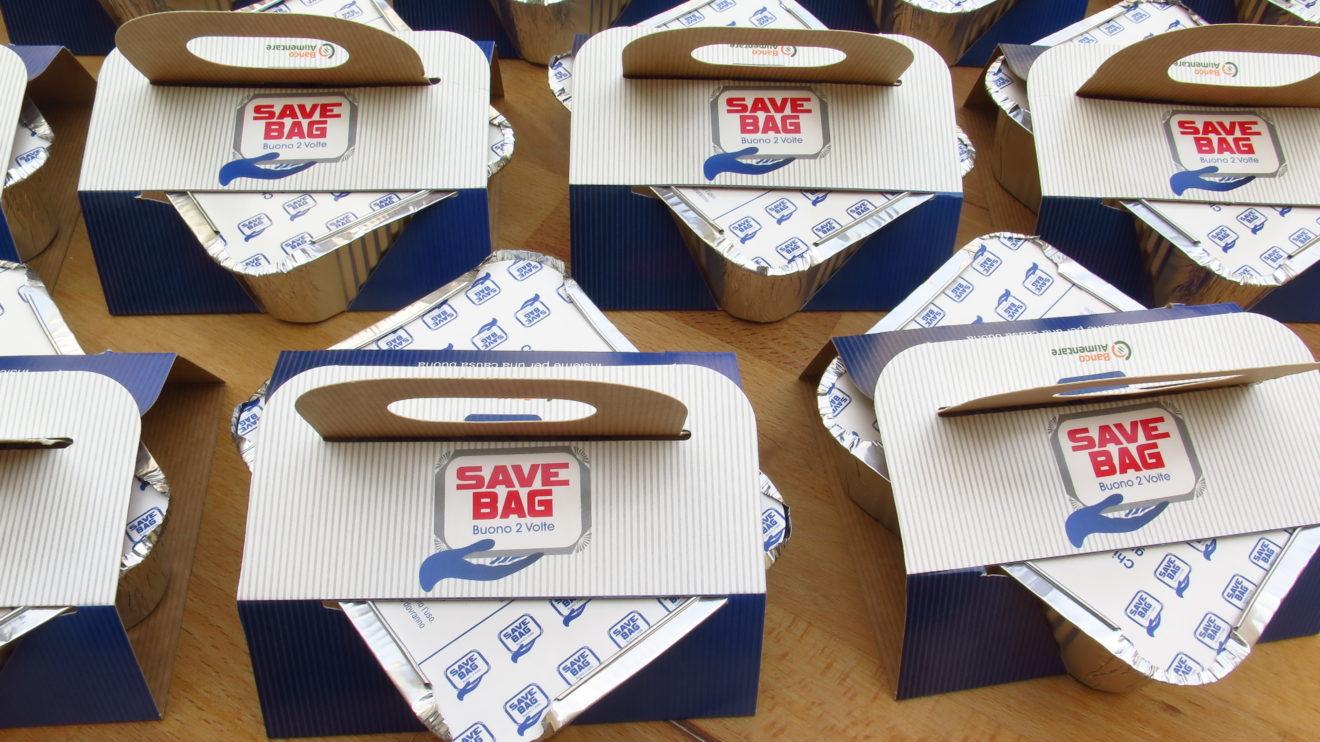 I ristoranti di Piero Chiambretti adottano La Save Bag contro lo spreco alimentare