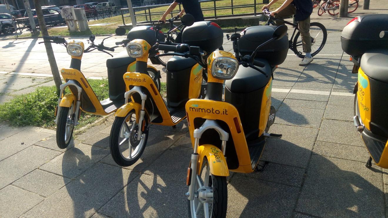 Test drive del servizio MiMoto a Torino: il futuro dello sharing elettrico è lo scooter free floating ?
