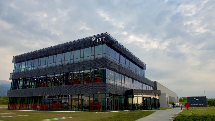Inaugurato a Barge il centro di ricerca in cui nasceranno le pastiglie dei freni del futuro