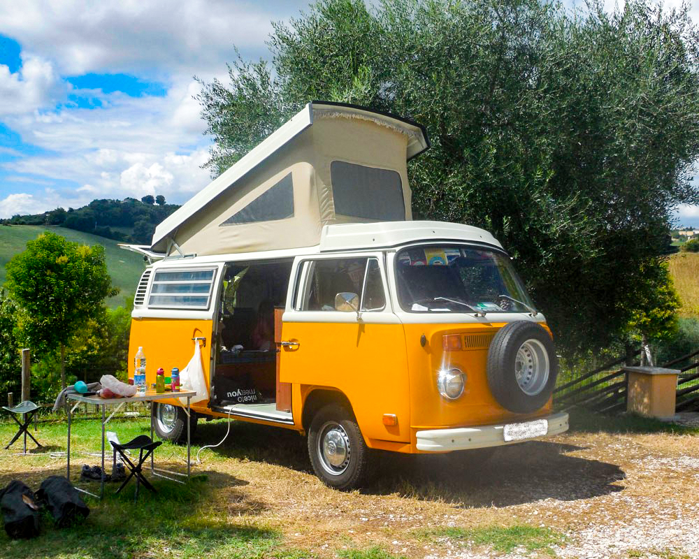 Garden Sharing: la piattaforma per affittare e campeggiare in spazi privati all'aria aperta