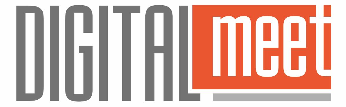 DigitalMeet 2018 in Piemonte dal 17 al 21 ottobre