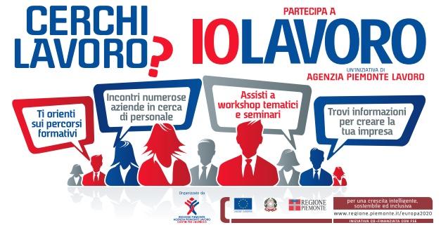 Io lavoro 2018 e Working Skill Piemonte 2018
