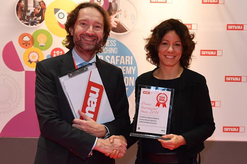 La Città di Torino fra i vincitori del Premio Innovazione Smau 2018