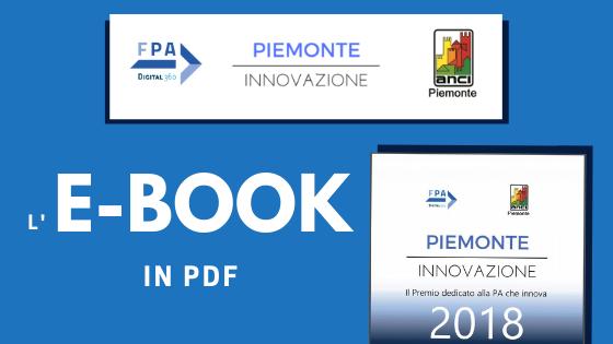 La seconda edizione del premio Piemonte Innovazione diventa un ebook