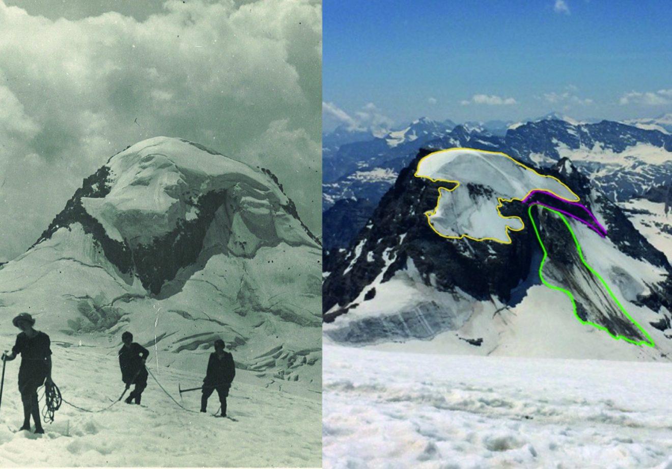 Cambiamenti climatici: continua l'arretramento dei ghiacciai nel Parco Nazionale Gran Paradiso