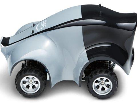 Amazon ha lanciato  DeepRacer un'auto telecomandata a guida autonoma 1/18 delle dimensioni di un'automobile reale