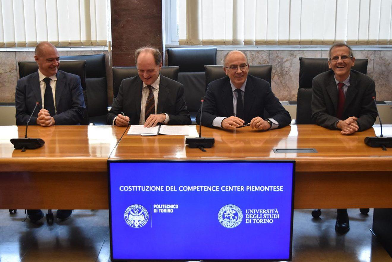 Nasce il Centro di Competenza del Piemonte sull'Industria 4.0 finanziato dal Miur