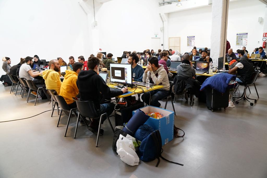 Grande successo a Torino per la Global Game Jam organizzata da Event Horizon School of Digital Art