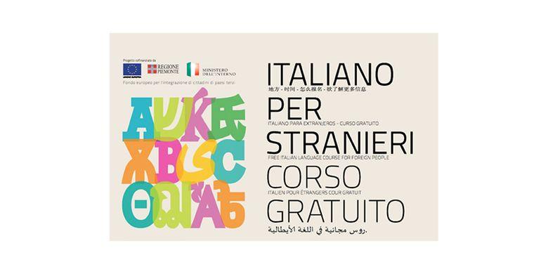 Al Piemonte 2,5 milioni di euro per la formazione civico linguistica per stranieri
