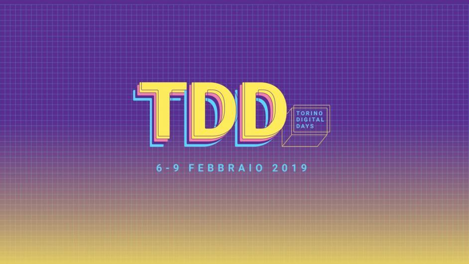 Dal 6 al 9 febbraio Torino Digital Days: il tema è Digital is Real