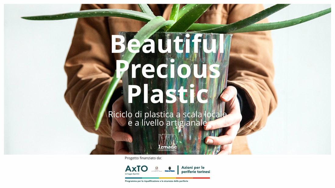 Beautiful Precious Plastic : il riciclaggio della plastica a scala locale per realizzare nuovi prodotti di arredo