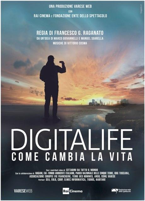 Digitalife, come internet e il digitale abbiano cambiato la vita di tutti i giorni nei cinema italiani