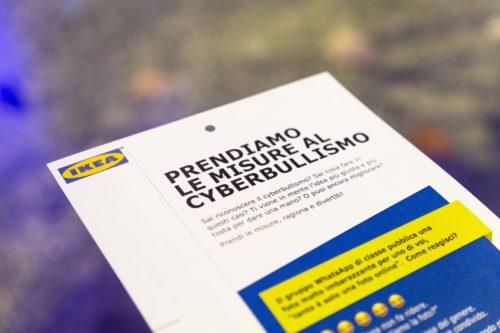 #NotInMyHomePage Ikea contro il cyberbullismo
