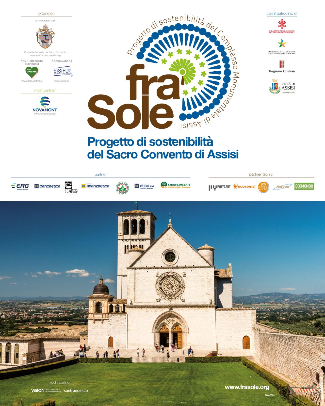 Accelera il processo di decarbonizzazione del Sacro Convento di Assisi