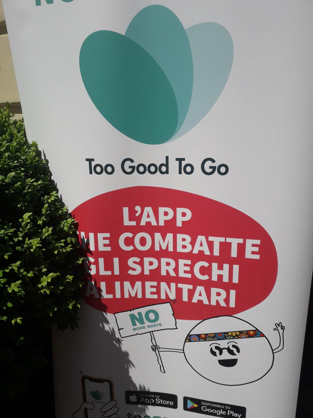 Spreco alimentare: l'app Too Good To Go arriva a Torino