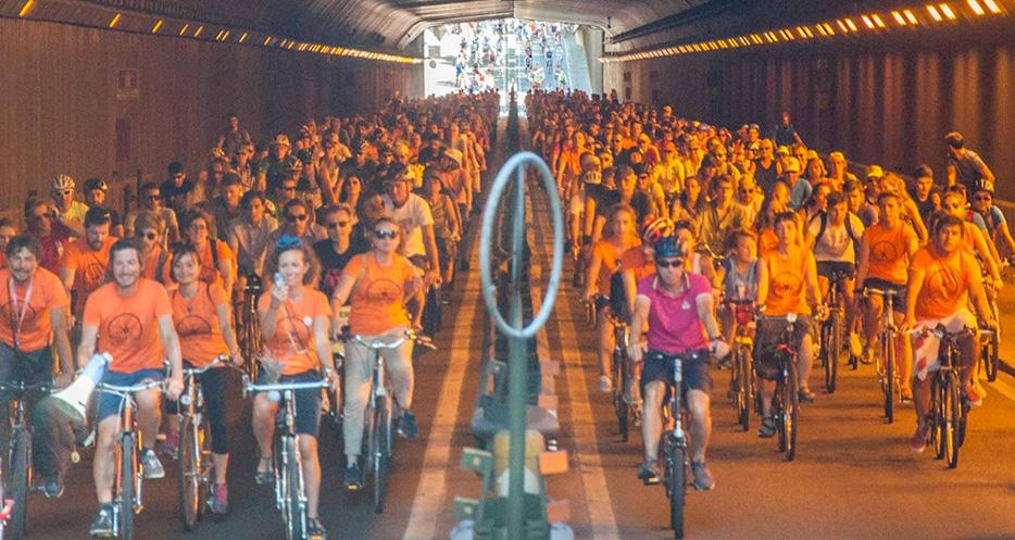 Domenica 9 giugno 2019 la decima edizione di Bike Pride
