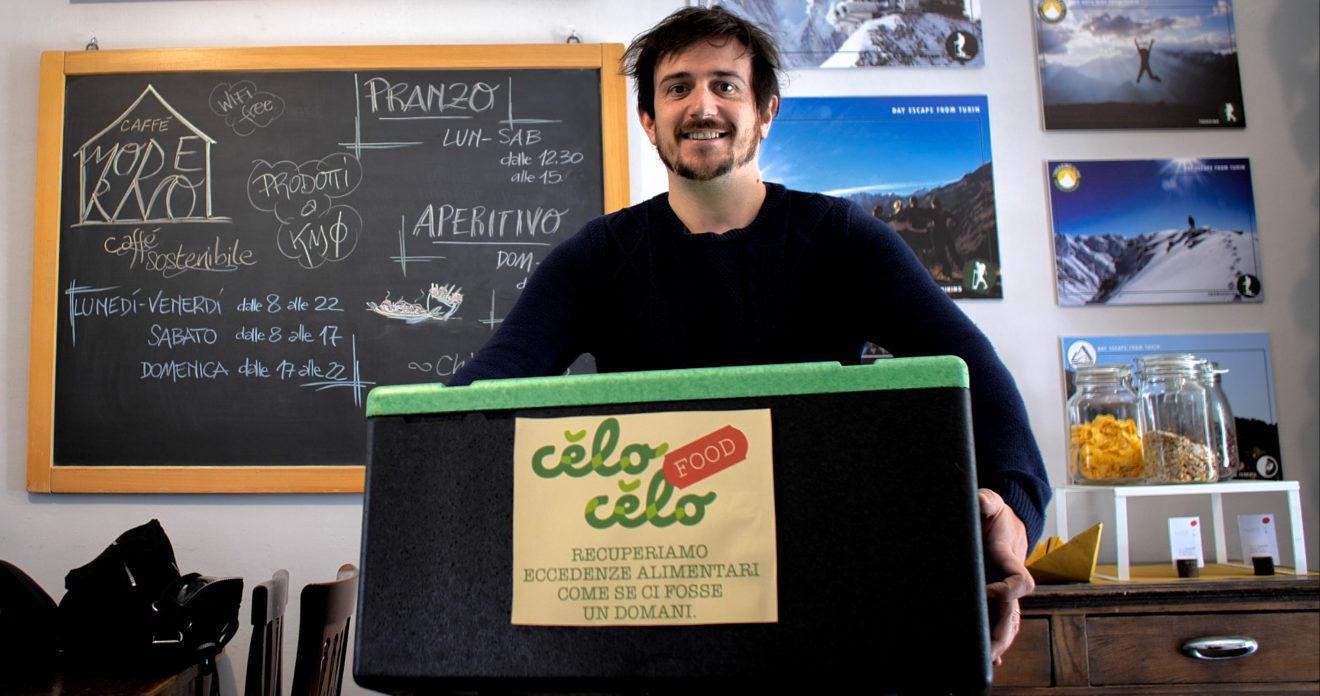 Celocelo Food, un nuovo progetto di recupero di eccedenze alimentari a Torino