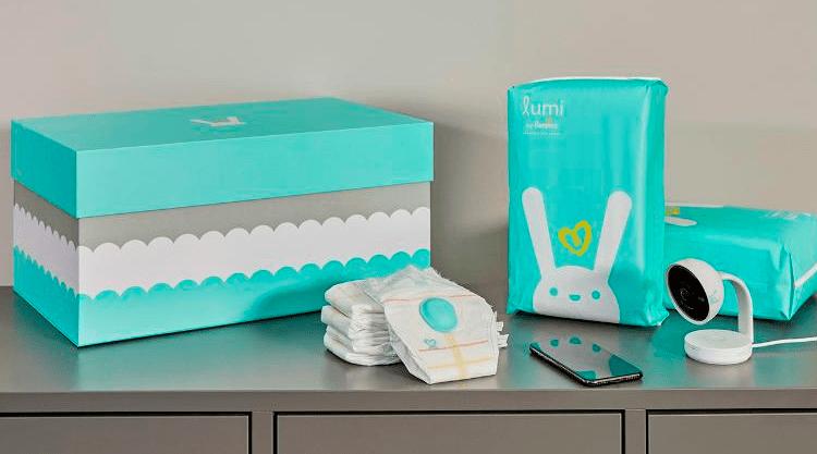 Stanno arrivando i pannolini smart in grado di comunicare informazioni su loro stato