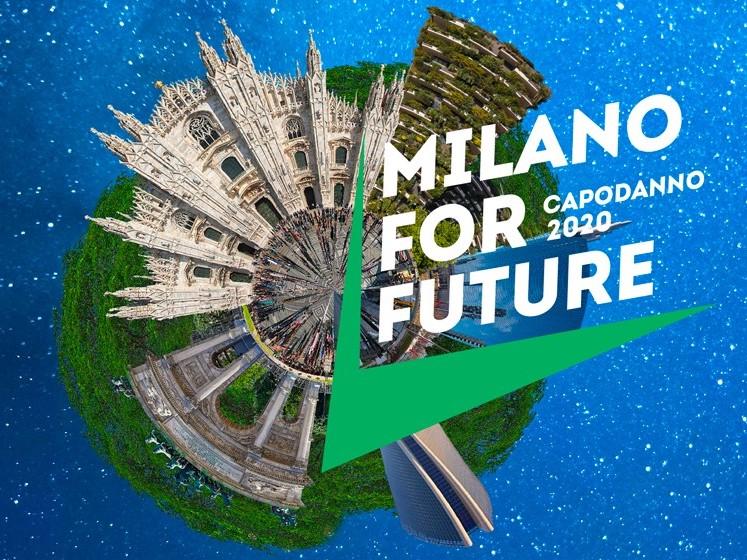 Milano Capodanno For Future: il capodanno è sostenibile con il concerto-spettacolo