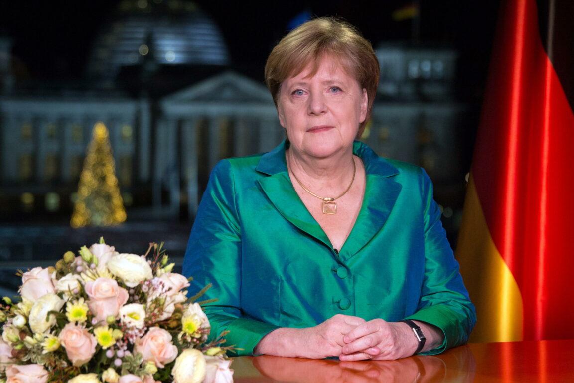 La cancelliera tedesca Angela Merkel: dobbiamo fare tutto ciò che è umanamente possibile contro il riscaldamento globale