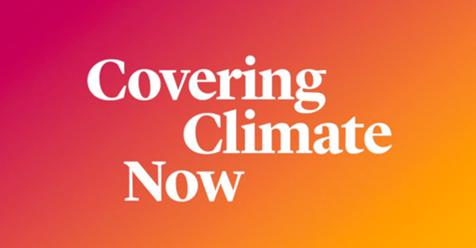 Covering Climate Now lancia dal 19 al 26 aprile 2020 la settimana per le Soluzioni per il clima in coincidenza con il 50° anniversario della Giornata della Terra