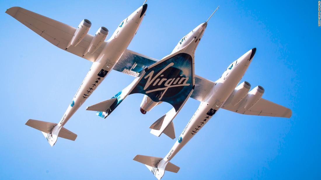Il turismo spaziale presto sarà possibile grazie a Virgin Galactic