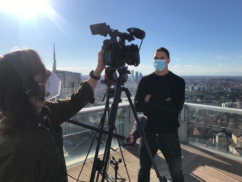 Coronavirus Covid19: Zlatan Ibrahimovic per l'uso della mascherina   Video