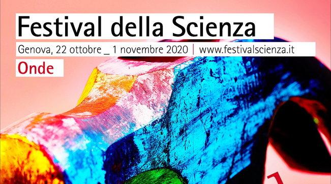 Onde: Festival della scienza di Genova dal 22 Ottobre all'1 Novembre 2020