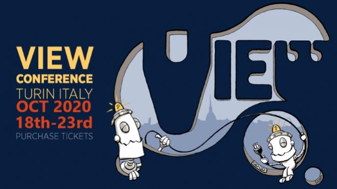 A View Conference dal 18 al 23 ottobre a Torino il meglio del cinema di animazione e digitale