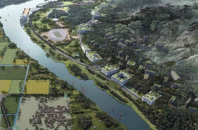 Il Politecnico di Torino progetterà la città di Lishui in Cina