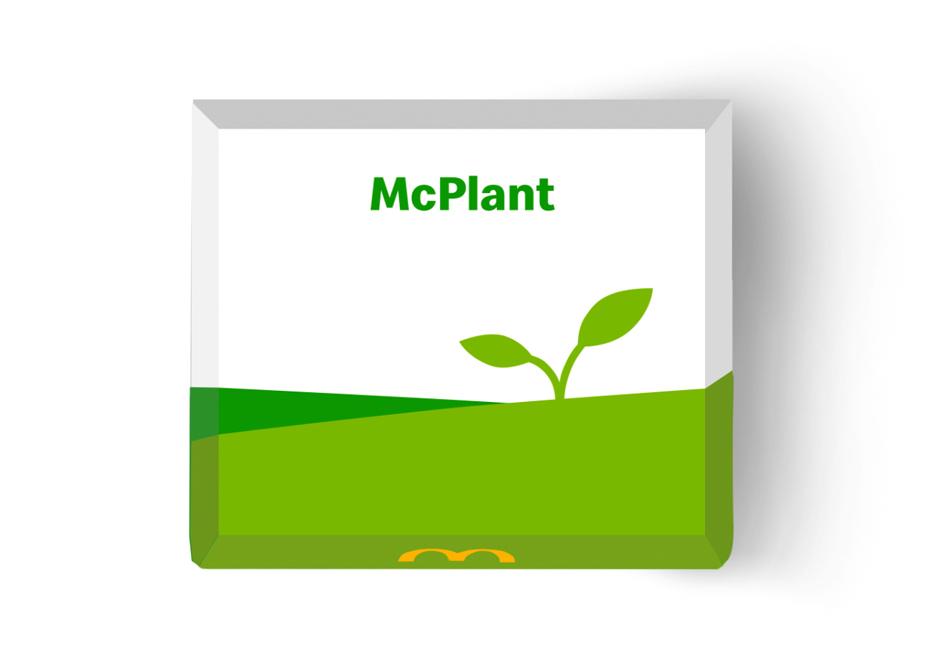 McDonalds sta sviluppando McPlant la sua linea di prodotti con hamburger di carne vegana