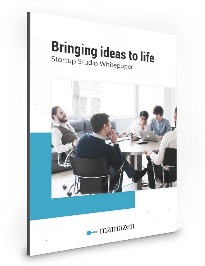 Pubblicato il primo White Paper italiano sugli Startup Studio