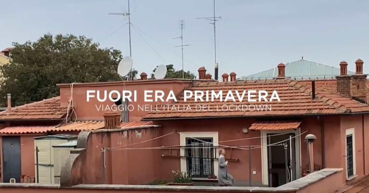 Fuori era primavera, Viaggio nell'Italia del lockdown il film collettivo di Gabriele Salvatores su Rai Play e poi su Rai 3