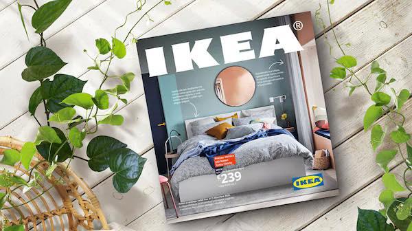IKEA ha deciso di interrompere la pubblicazione del suo catalogo cartaceo dopo 70 anni